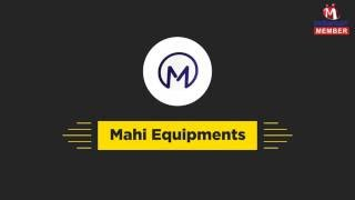 Construction Machinery Spare Parts by Mahi Equipments, Ahmedabad