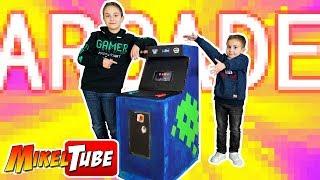 Fabricamos Nuestra propia Arcade Casera thumbnail