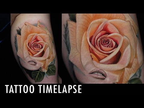 Tattoo Timelapse - Nathan Anderson