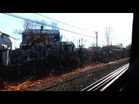 Harlem Line M7 from Mount Kisco to Grand Central Terminal