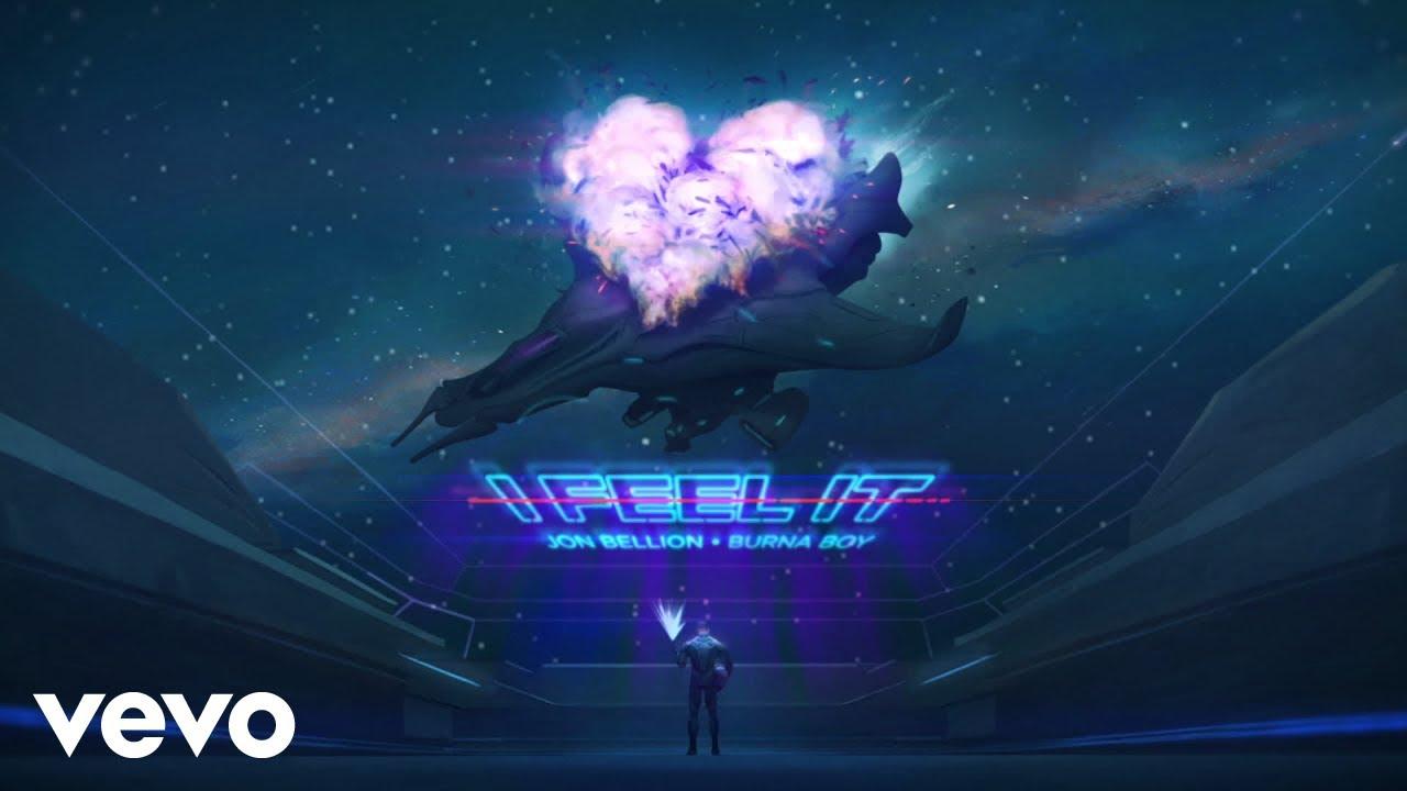 Jon Bellion - I FEEL IT (Visualizer)