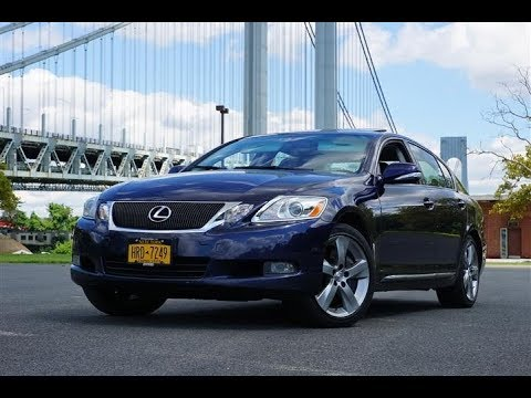 2010 Lexus Gs350 Awd All Wheel Drive Youtube