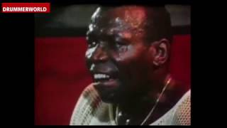 Elvin Jones: Drum Solo -1978