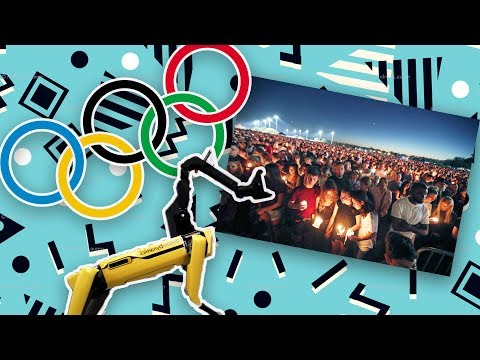 OLYMPICS, PARKLAND SHOOTING, OUR ROBOT DEMISE | The BS On The INTERNET