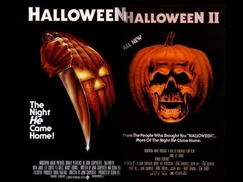 Halloween Film Series Review Part 1 - YouTube