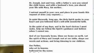 Novena to St. Joseph - Day 6 of 9.mp4
