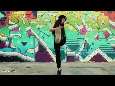 D J Smile Best shuffle dance!