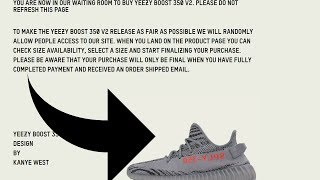 Beluga 2.0 Yeezy Drop Day Recap - COP ON ADIDAS.. NEW YEEZYSUPPLY