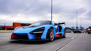 DRIVING THE MCLAREN SENNA FOR THE FIRST TIME! *$1,000,000 HYPERCAR*