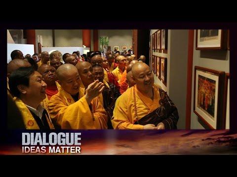 Dialogue — Rejuvenation of Buddhism 11/18/2016 | CCTV