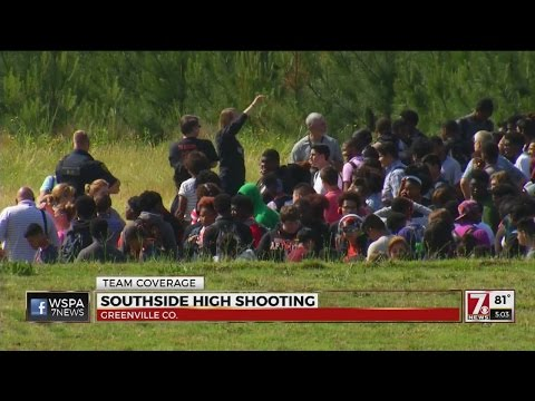 Parents Reunited With Children After Greenville School Shooting