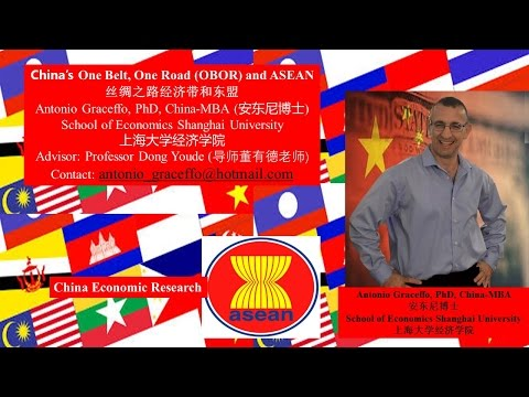 China's One Belt One Road and ASEAN