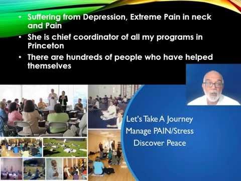 Reduce Anxiety workshop Workshop