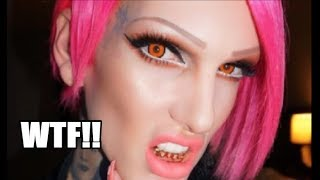 JEFFREE STAR Ghost Hunt LOLHELPMEPLZ