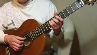 """Hướng  Dẫn  Guitar  Solo  Nhạc  Phẩm:  """"Silent  Night --  ĐÊM THÁNH VÔ CÙNG"""""""