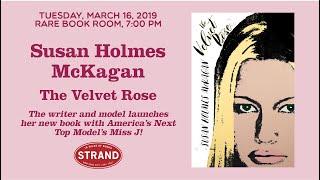 Susan Holmes McKagan | The Velvet Rose