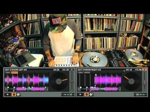 DJ Craze performs on TRAKTOR SCRATCH PRO 2 | Native Instruments
