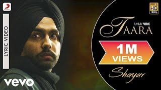 Ammy Virk - Taara | Lyric Video