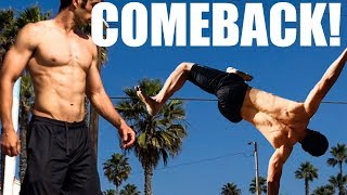 THE COMEBACK: Progression Series Arash