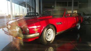 1988 Aston Martin V8 Volante (360°)