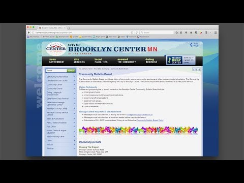 New City Communication Tools in Brooklyn Center