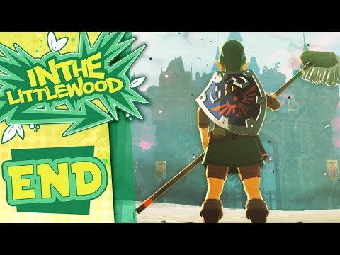 The Legend Of Zelda: Breath Of The Wild - Part 72 - Mopping Up Hyrule