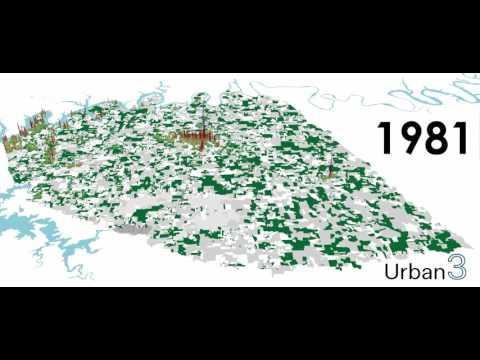 Lebanon Development Over Time