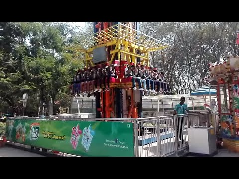 Essel World !!! all rides... places to visit.