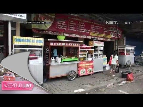 Weekend List - Kuliner seru di Bogor