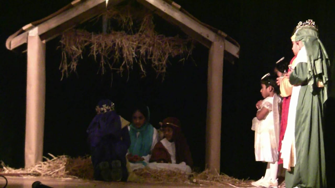 Nativity Play By Sunday School Students Of St Thomas