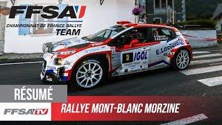 Résumé - Rallye Mont-Blanc Morzine - CFR Team