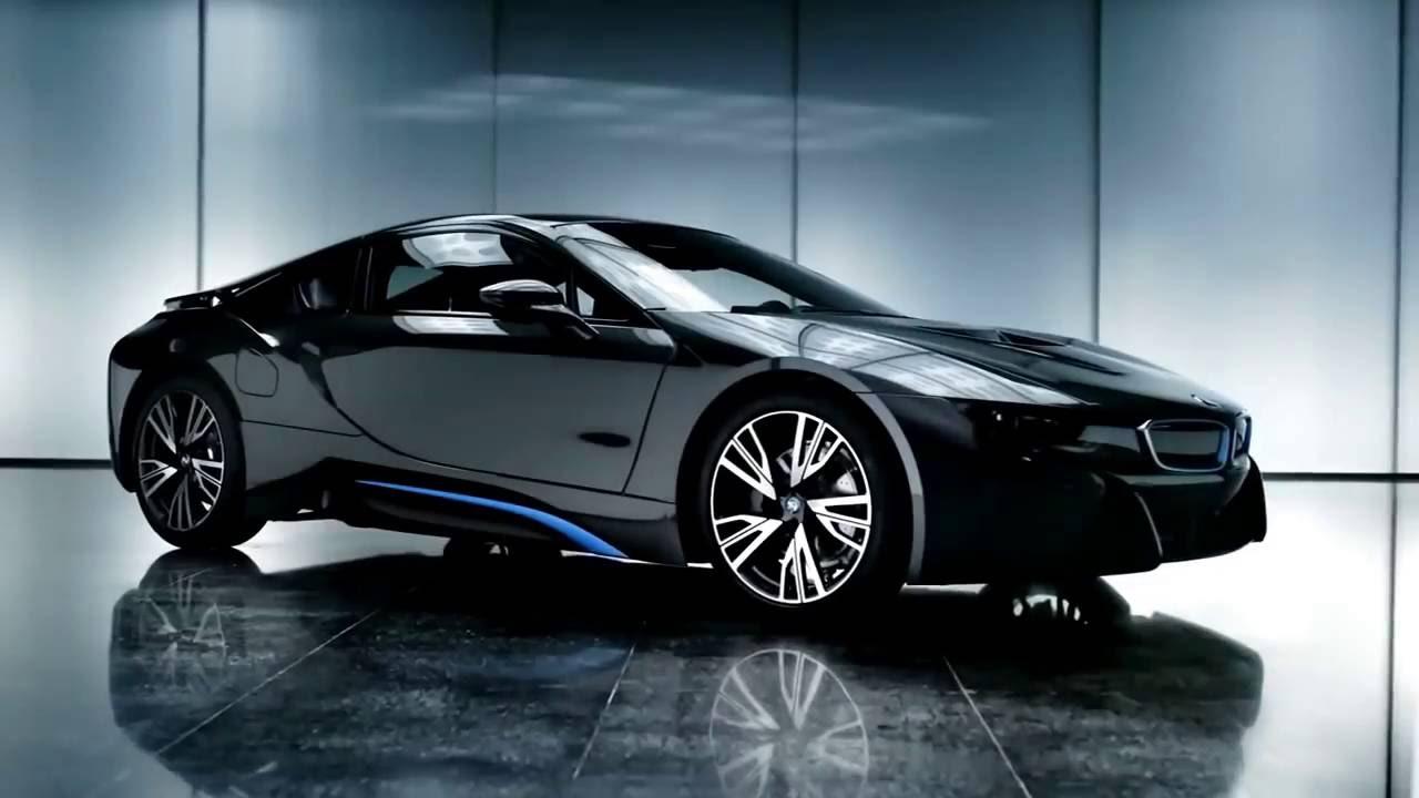 2017 BMW I8 Official
