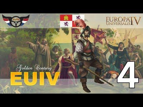 Eu4 Iberian Wedding.Eu4 Golden Century Castille Into Spain Ep4