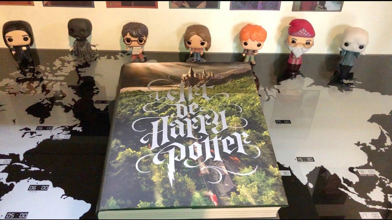 Presentation Du Livre L Art De Harry Potter