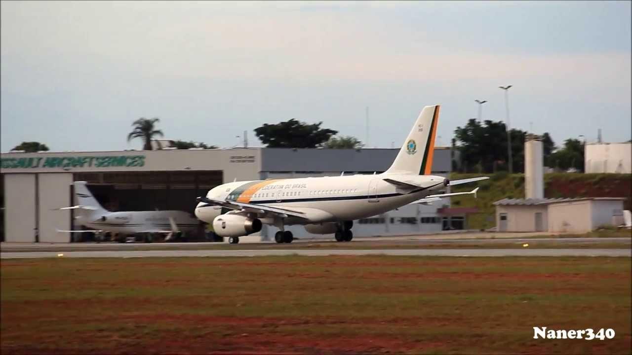 Aeroporto Sorocaba : Airbus a cj fab sorocaba sp  youtube
