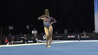 Laurie Hernandez - Floor Exercise - 2021 Winter Cup - Senior Women