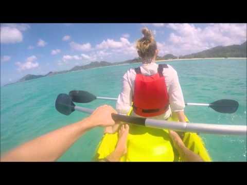 Jolly Beach Antigua Holiday 2015 GoPro