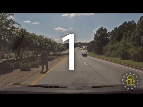 Bad Drivers of Northern Georgia 1