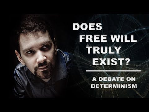 Determinism Debate with Chat