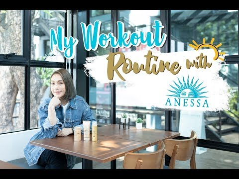 My Workout Routine with ANESSA - วันที่ 23 Sep 2019