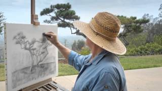 Drawing with Charcoal: Historical Techniques of 19th Century France
