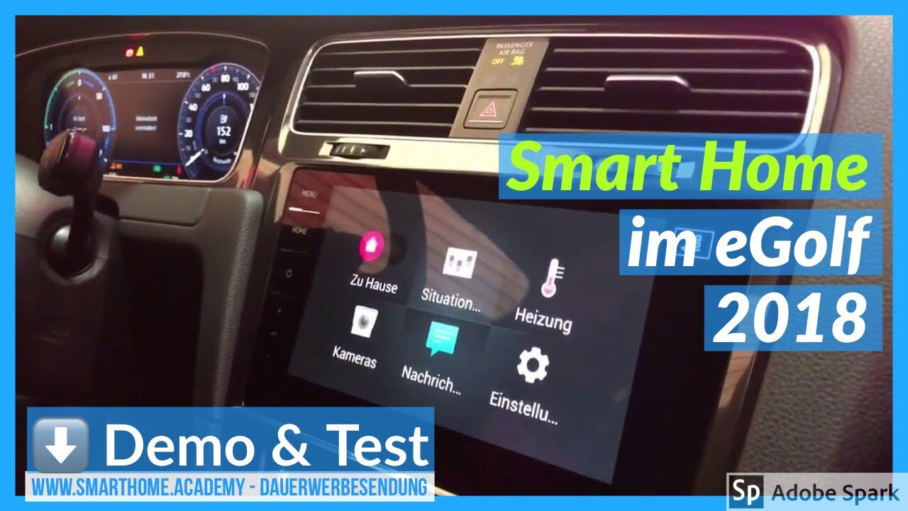 Egolf 2018 Test Telekom Smart Home Im Vw Egolf Review - Telekom Home Security
