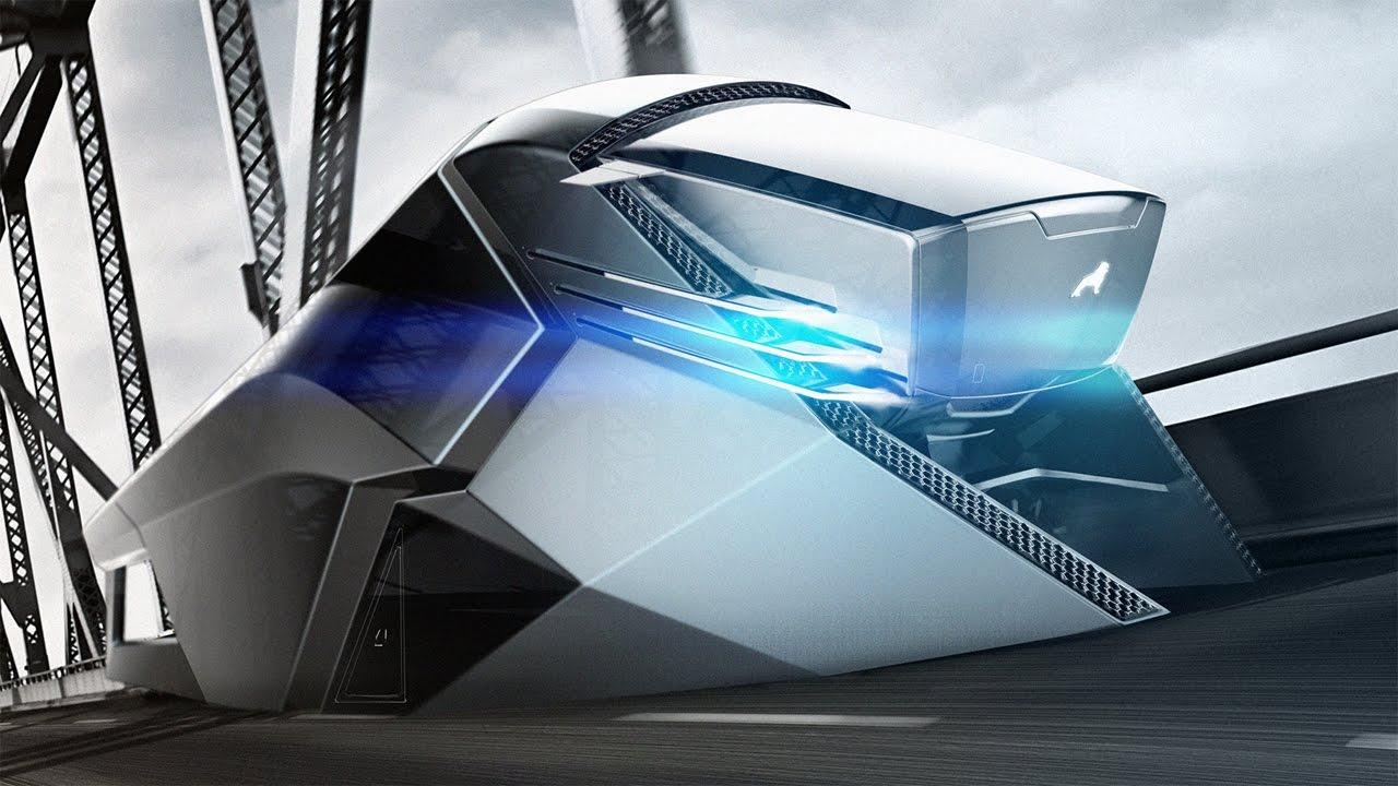 Pictures Of Future Trucks: Future Man Truck 2050 Concept X