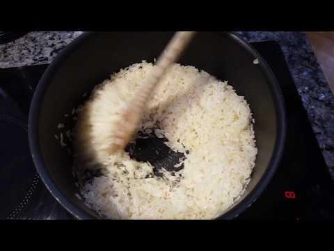 Rijst Koken Zoals In Brazilië