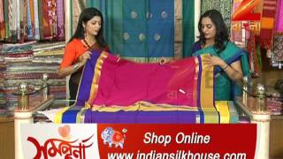 Spring-Summer Saree Collection 2017| Indian Silk House Exclusives