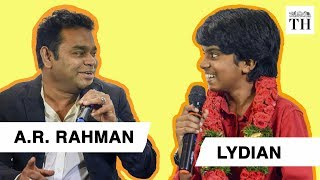 The Hindu Exclusive | A.R. Rahman in conversation with Lydian Nadhaswaram