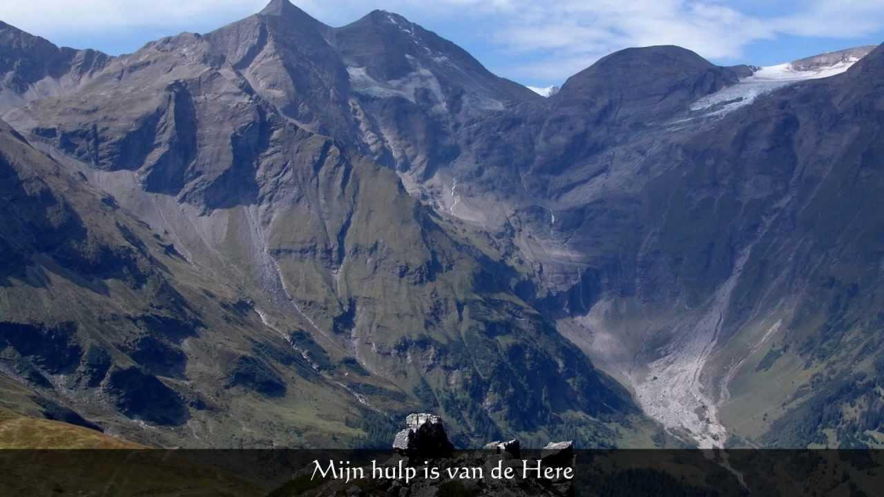 Psalm 121 van jan mannee ik hef mijn ogen naar de bergen opname voor de ncrv radio 1986 - Decoratie stijl van de bergen ...