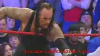 Batista Shawn Michaels Undertaker John Cena vs Randy Orton Edge Mr Kennedy MVP Part 3\3 2009