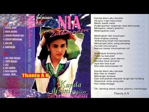 Nia Zulkarnain ~ Kanda Disini ( Karon Bagaskara ) 1995 Mp3