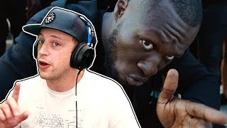STORMZY - SOUNDS OF THE SKENG | REACTION! | HAIL TO THE KING! 👑